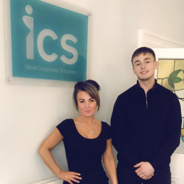 ICS is growing... - ICS